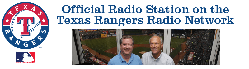 Texas Rangers Games with Eric Nadel and Matt Hicks