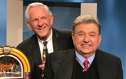 Dennis McCuistion and Bob Allen
